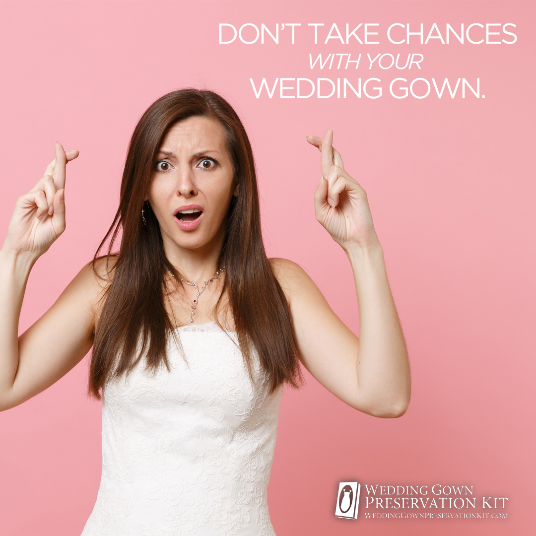Wedding Gown Cleaning And Preservation Cost: Don't Regret Not Having Your Wedding Dress Preserved