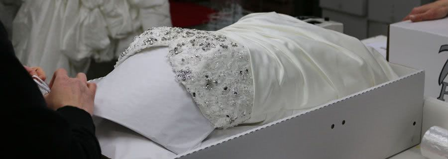 The Difference Between Wedding Dress Cleaning And Preservation