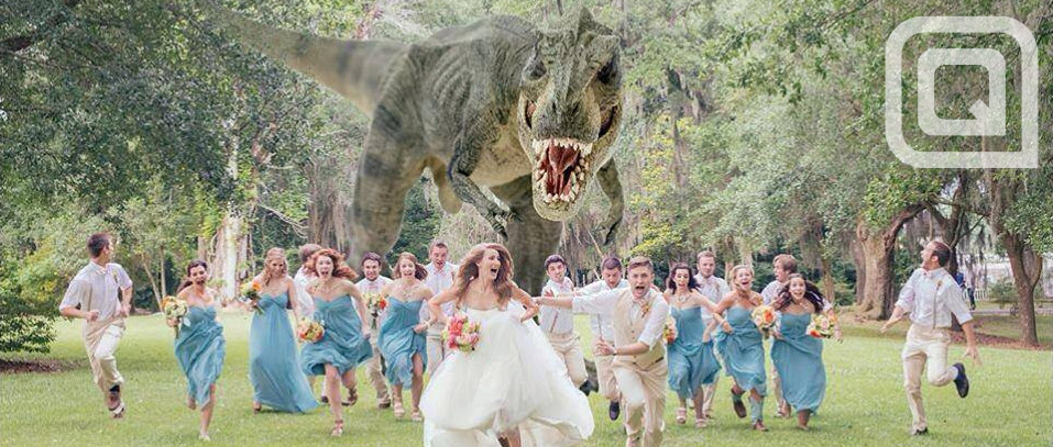 The Wedding Photoshop Trend : Becoming a Dinosaur or Still Going Strong?