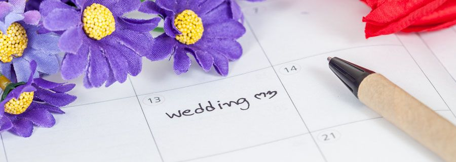 Planning A Wedding in Three Months or Less: Everything You Need to Know