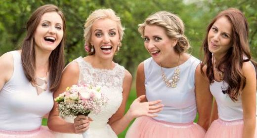 Be An Amazing Bride In The Eyes of Your Bridesmaids
