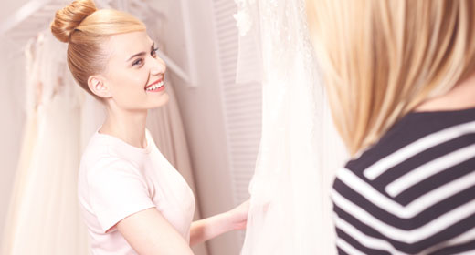 The Five Biggest Wedding Dress Shopping Mistakes To Avoid At All Costs