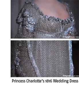 oldest preserved wedding gown