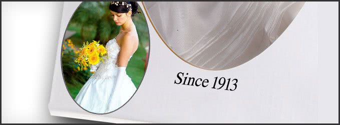 Wedding Gown Preservation Kit - Photo Personalization