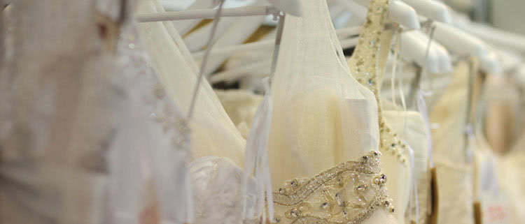 Wedding Dress Preservation & Cleaning