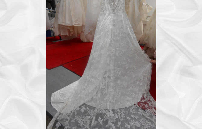 wedding dress restoration before amp after wedding dress restoration gallery 9248