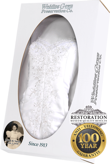 Wedding Gown Restoration Kit